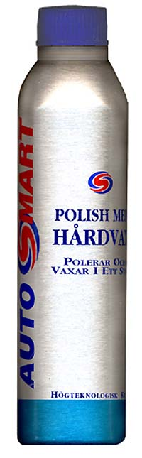 autosmart polish med hårdvax